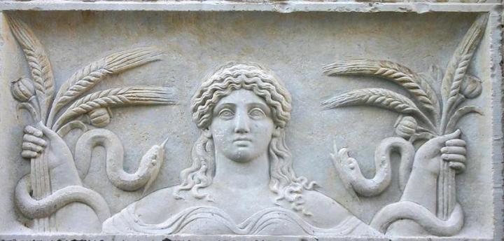 eleusinian